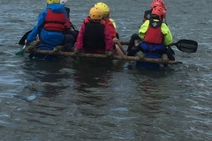 Cub Scouts Canoeing 2017