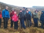 Scout Hike up Scarr 2013