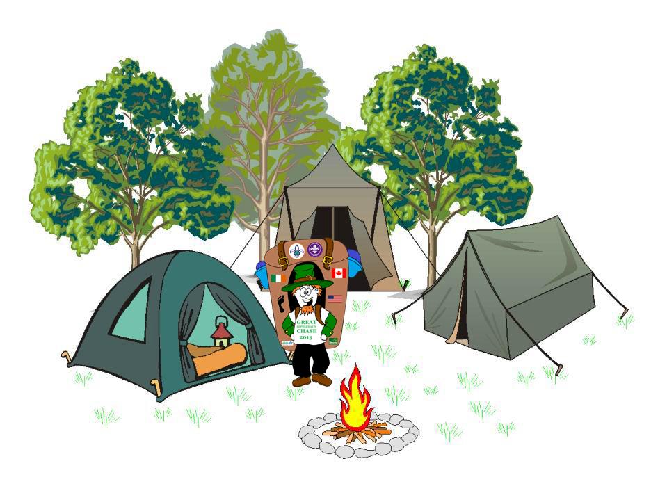 Camp Scene GLC 2013