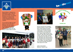 GLC2013 in Inside Out eZine